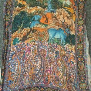 Ethnic Scarf-Renaissance art